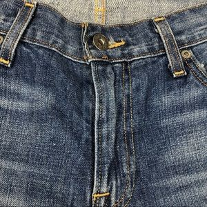 """Lucky Brand Jeans - Lucky Brand Jeans Sienna Cigarette Distressed 31"""""""